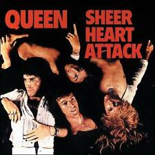 Sheer Heart Attack by Queen (CD, May-2011, 2 Discs, Hollywood)