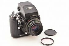 Zenza Bronica ETR S AE 2 II 75mm F/2.8 from JAPAN exc  clubman limited 78840