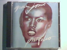 GRACE JONES Portfolio cd EDITH PIAF