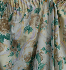 """DORMA LINED CURTAINS  65"""" W x 52"""" L - CRAFT FABRIC"""