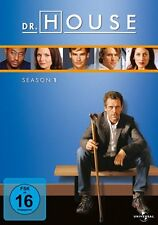 6 DVD-Box ° Dr. House ° Staffel 1 ° NEU & OVP