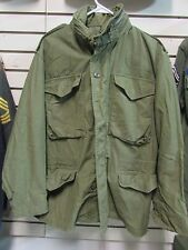 1968 Dated M-65 OG-107 Field Coat w/Hood Small Short