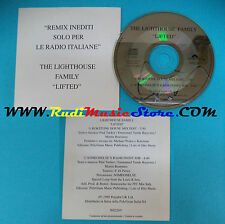 CD Singolo THE LIGHTHOUSE FAMILY Lifted 5002269 ITALY PROMO CARDSLEEVE(S12*)