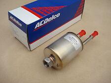 1 Benzinfilter - Original GM - Cadillac STS SRX ab 2005 fuel filter  Krafi
