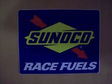 SUNOCO RACE FUELS LARGE RACING DECAL CLOSEOUT