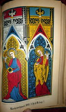 Church Decoration Jnl, Color lithographs, Kirchenschmuck, Rottenburg 1863-74 HBd