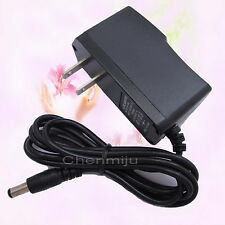 AC Converter Adapter DC 9V 0.5A Power Supply Charger US plug 5.5mm x 2.1mm 500mA