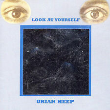 Look at Yourself [Deluxe Edition] by Uriah Heep (CD, Apr-2010, Sanctuary)