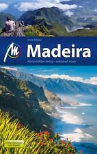 REISEFÜHRER Madeira 2015/16 mit 12 Wanderungen, Michael Müller Verlag, UNGELESEN