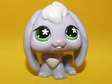 Littlest Pet Shop LPS - Purple Bunny Rabbit Kaninchen Hase lila violett #648