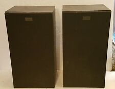 VINTAGE ALTEC LANSING MODEL 95 3 WAY SPEAKERS 125 WATTS TESTED WORK GREAT!
