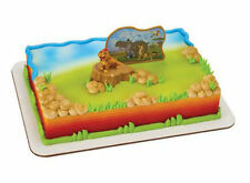 Lion Guard Kion stamp stamper cake decoration Decoset cake topper set