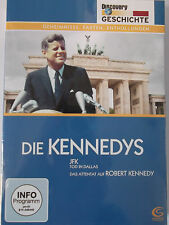 Die Kennedys - JFK Tod in Dallas & Attentat Robert Kennedy - Lee Harvey Oswald