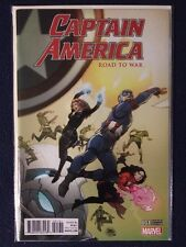 Captain America Road to War # 1 Pasqual Ferry Variant Marvel Comics NM 2016