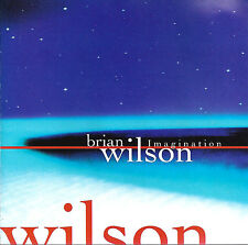 "BRIAN WILSON ""Imagination"" CD. Giant, 1998. PROMO"