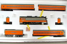 Lionel Hiawatha Milwaukee Road Passenger Train Set w/ 350E Locomotive New w/ Box