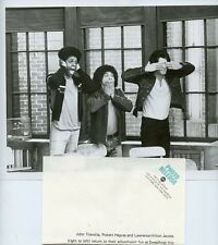JOHN TRAVOLTA ROBERT HEGYES RON PALILLO WELCOME BACK KOTTER 1978 ABC TV PHOTO