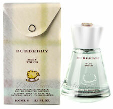 BABY TOUCH BY BURBERRY 3.3 / 3.4 OZ EDT SPRAY FOR WOMEN * NEW IN BOX *