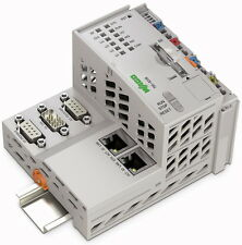 750-8206 Wago Controller PFC200; 2x ETHERNET, RS-232/-485,CAN, CANopen, PROFIBUS