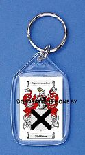 MIDDLETON (ENGLISH) COAT OF ARMS KEY RING