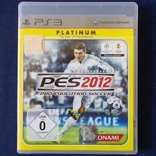 PS3 - Playstation ► Pro Evolution Soccer | PES 2012 ◄ Fußballspiel | Deutsch