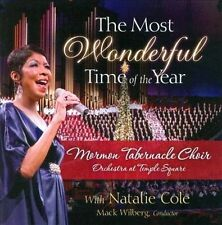 The  Most Wonderful Time of the Year by Mormon Tabernacle Choir/Natalie Cole (C…