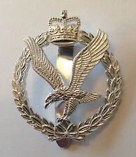 Army Air Corps Cap Badge, Anodised, Metal, Army, Military, Hat, AAC, A.A.C