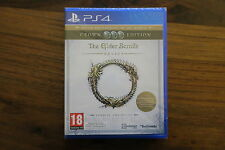 THE ELDER SCROLLS  ONLINE  TAMRIEL UNLIMITED   CROWN EDITION     //   NEUF   PS4