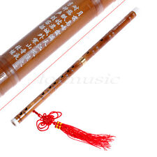 Traditional handmade Chinese Musical Bamboo Flute /dizi In F Key Pluggable