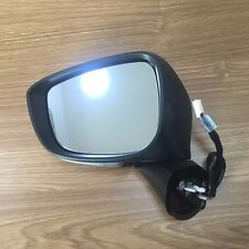 Automatic Folding Power Heated LED Turn Signal L/RH Side Mirror For Mazda CX-5