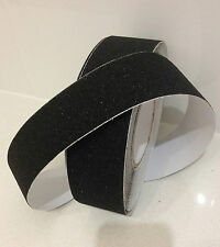 Anti Slip Grip Adhesive Safety Tape Black 50mm x 18m