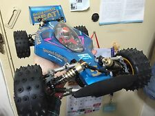Tamiya Vintage Avante RC Buggy CPR Unit P-100F Display Only Egress Vanquish