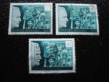 VATICAN - timbre yvert et tellier n° 1053 x3 obl (A28) stamp