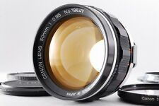 【AB- Exc】 Canon 50mm f/0.95 Rangefinder Dream Lens w/Sony E-Mount Adapter #2103