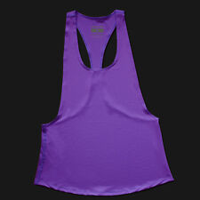 Women Fitness Sexy Gym Tank Top Active Stretch Workout Vest Running T shirt HOT!