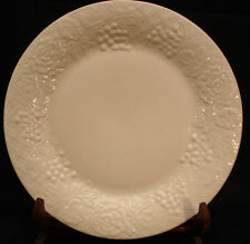 """Four Seasons / Embossed Fruit & Floral by Gibson Designs DINNER PLATE 10 5/8"""""""