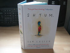 Jem Lester - Shtum * Signed * 2016 1st UK HB debut novel great reviews