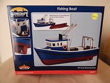 Bachmann Scenecraft Fishing Boat ref 44-557