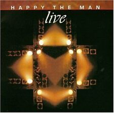 Happy the Man - Live [New CD]