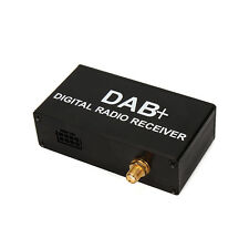 External DAB / DAB + Digital Radio Box Receiver with Touch Control For Car DVD
