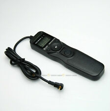 Timer Remote Cord for Canon EOS 1200D 700D 70D 60D 650D Rebel T3i T4i T5i T3 T5