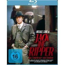 JACK THE RIPPER - DAS UNGEHEUER VON LONDON BLU-RAY NEU