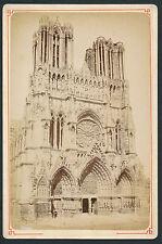 Cabinet c. 1880 - REIMS Cathédrale - T288
