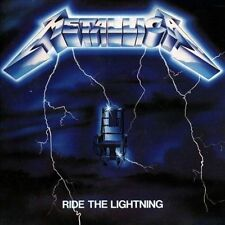 Metallica Ride the Lightning CD