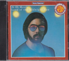AL DI MEOLA - land of the midnight sun CD