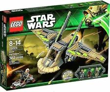 Lego Star Wars  #75024 HH-87 Starhopper Cade Bane Nikto Guard NIB Retired