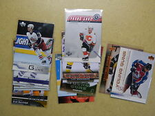 Upper Deck 2000-01 to 2015-16 Young Guns pick 1 to complete your set