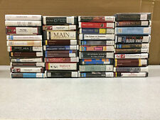 Lot of 12 Randomly Selected Unabridged CD Audiobooks Fiction $30 Free Shipping