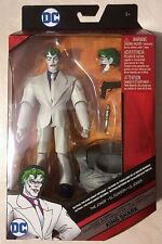 "DC comics MULTIVERSE JOKER Dark knight returns  6""  figure king shark baf NEW!"