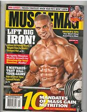 MUSCLEMAG bodybuilding muscle magazine/HENRI-PIERRE ANO 2-13 #369